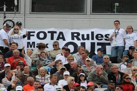 """""""FOTA rules, Max out"""": Die Mehrheit der Fans steht hinter der Teamvereinigung"""