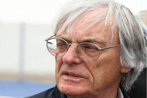 Bernie Ecclestone verhandelte im Hintergrund: Retter der Formel-1-Nation?