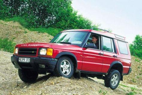 Gebrauchtwagen-Test Land Rover Discovery