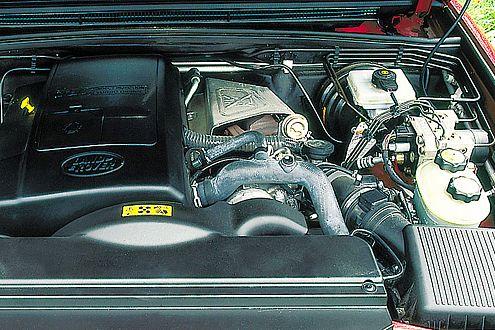 Pleiten, Pech und Pannen: Der Discovery-Motor hat viele Schwächen.