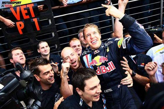 Formel 1, GP von England 2009,