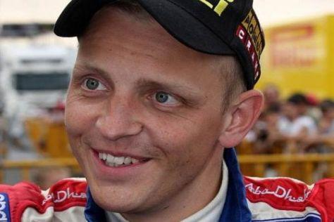 Mikko Hirvonen hofft, dass die Prüfungen in Polen ähnlich sind wie in Finnland