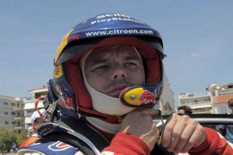 Sébastien Loeb will seinen Vorsprung in der WM wieder weiter ausbauen