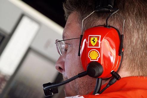 Auch Ross Brawn verlässt Ferrari. Der Technikchef gönnt sich ein Jahr Pause.