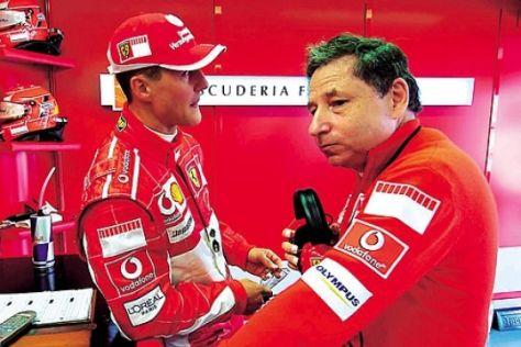 Schumacher gibt Rücktritt bekannt