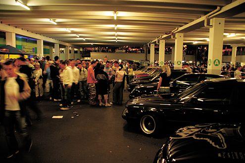 10.000 Besucher und 4000 Autos: Die Carnight boomt.