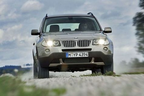 Test BMW X3 3.0sd