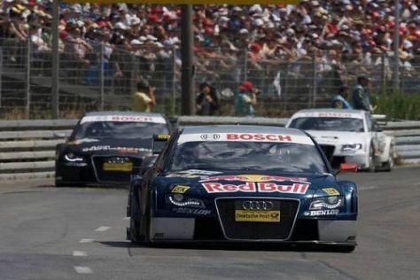 Audi wartet in Nürnberg seit einigen Jahren vergeblich auf einen weiteren Sieg