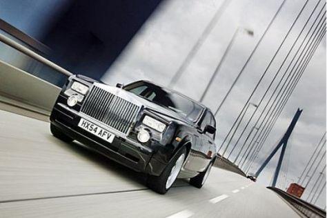 Rückruf Rolls-Royce Phantom