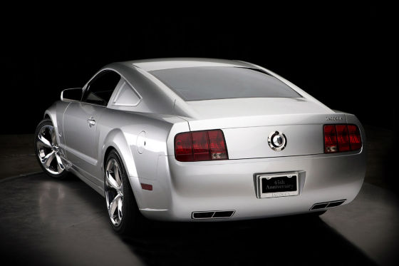 Ford Iacocca Mustang