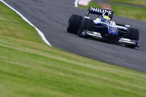 Nico Rosberg und das Williams-Team nehmen verstärkt Kurs auf das Podium