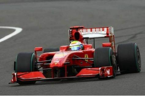 Felipe Massa holte sich mit Platz vier das gleiche Ergebnis wie in Monaco