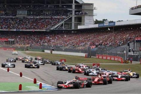 Die Stadt Hockenheim hat sich gegen die Formel 1 im Motodrom entschieden