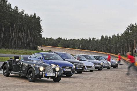 Morgen 4/4 Sport Audi TT Opel Insignia Daihatsu Copen BMW 3er Mini Cooper Renault Laguna