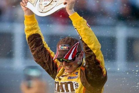 Kyle Busch und US F1: Der Formel-1-Flirt des NASCAR-Stars wird intensiver