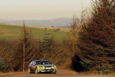 Ein Teil der Route der Rallye Wales wird in diesem Jahr neu sein