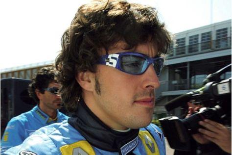 Alonso attackiert Schumi