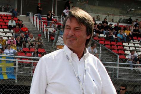 Hermann Tomzcyk, ADAC Sportpräsident und Vize-Präsident der FIA