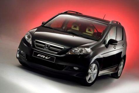 Facelift Honda FR-V