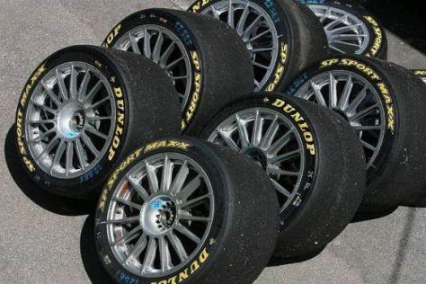 Der Norisring hat seine ganz eigenen Anforderungen an die Reifen