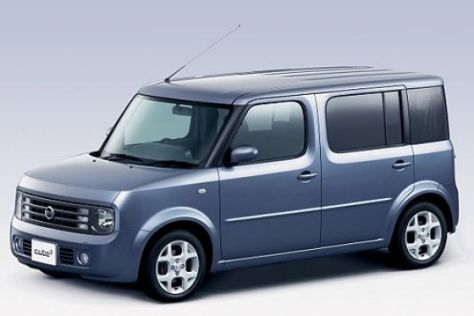 Nissan Cube II/Versa