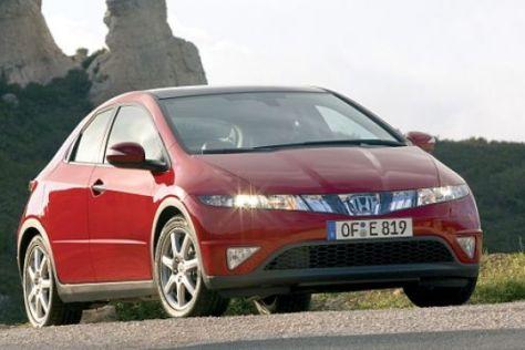 Rückruf Honda Civic