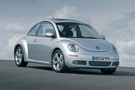 Rückruf VW New Beetle