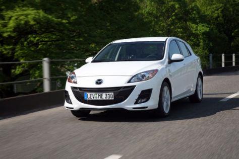 Mazda3 2.0 Disi i-stop
