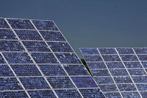 Solarenergie für Elektroautos
