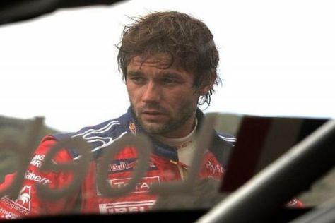 Sébastien Loeb hat kein Glück: Auch in Polen hatte er einen schweren Unfall