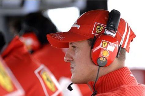 Formel 1 Michael Schumacher