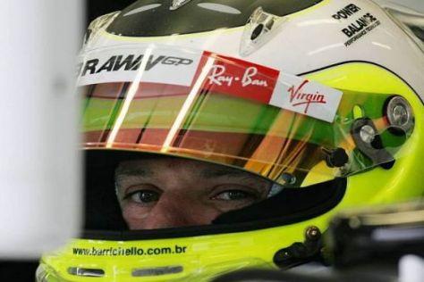 Rubens Barrichello möchte in den weiteren Rennen noch viele WM-Punkte holen