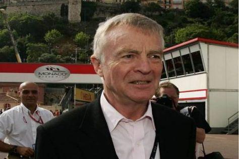 FIA-Präsident Max Mosley stört sich an den Aussagen von Luca di Montezemolo