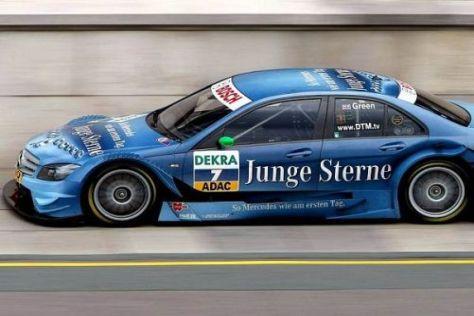 Zwei Norisring-Siege mit demselben Auto: Jamie Green ist das gelungen