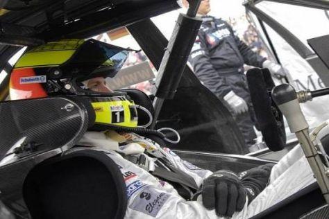 Ralf Schumacher konnte sein bisher bestes DTM-Ergebnis einfahren