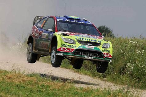 WRC Rallye-WM 2009, Mikko Hirvonen, Ford Focus WRC