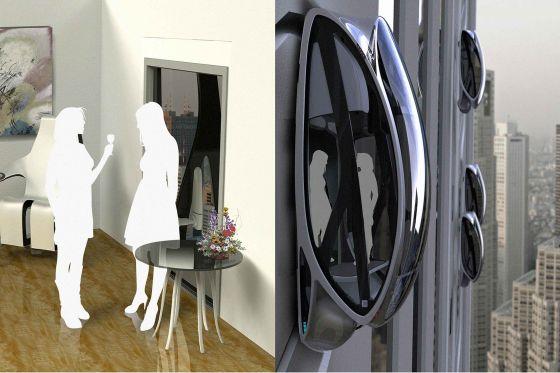 Design-Studie Peugeot Metromorph Concept