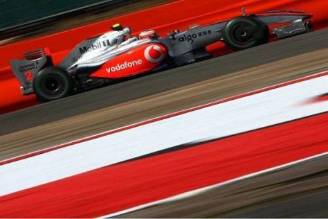 Heikki Kovalainen und wartet noch auf den Aufwärtstrend bei McLaren-Mercedes