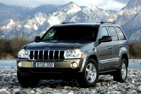 Sondermodell Jeep Grand Cherokee