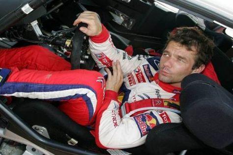 Sébastien Loeb musste in Polen den Verlust der WM-Führung hinnehmen