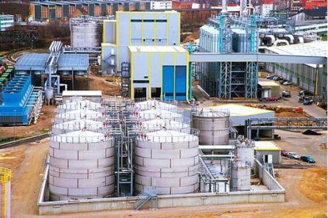 Bioethanol wird in Frankreich anstelle von Super Plus angeboten.