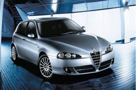 Facelift Alfa 147