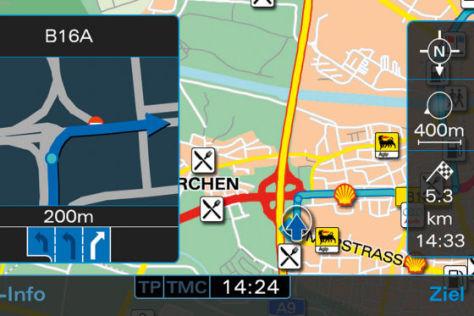 Audi Navigationssystem Plus 2009