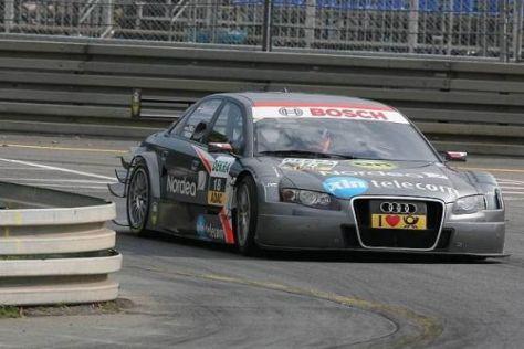 Christian Bakkerud war durchaus angetan vom schnellen Norisring in Nürnberg