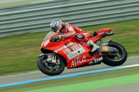 Heimspiel für Hayden: Ducati schielt in den USA auf gute Ergebnisse