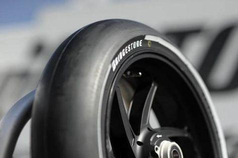 Am Wochenende stehen die Reifen von Lieferant Bridgestone im MotoGP-Fokus