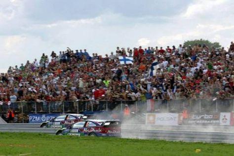 Die Rallye Polen war ein Erfolg: 2011 wollen alle wiederkommen