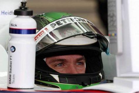 Nick Heidfeld kann sich vorstellen, das BMW Sauber F1 Team zu verlassen