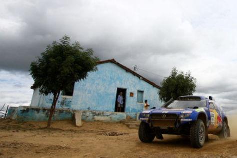Rallye dos Sertões, Tag 9 Carlos Sainz Lucas Cruz Senra