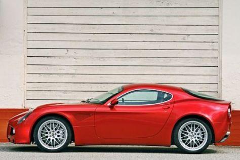 Alfa 8C Competizione (Serienversion)
